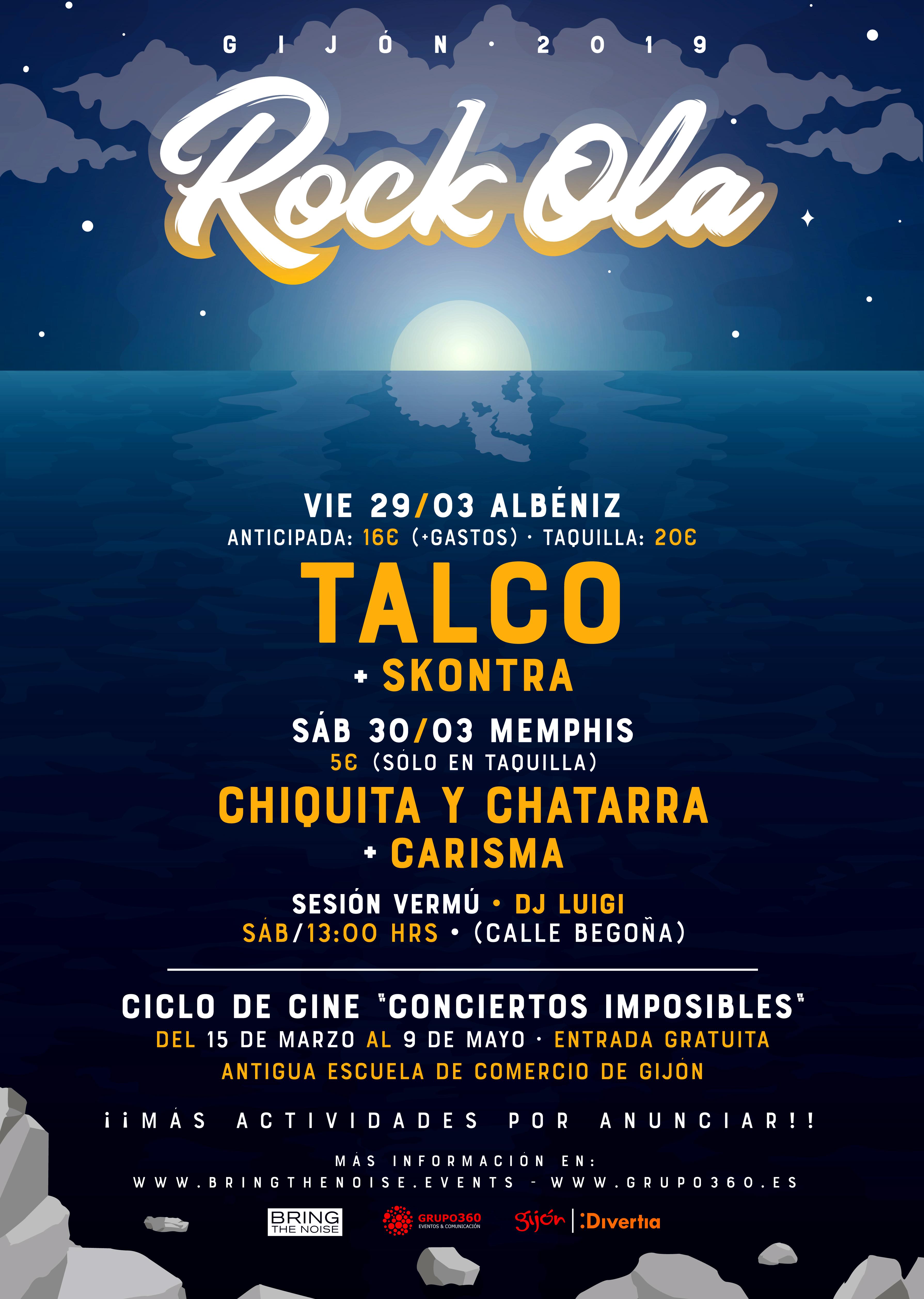 Rock-Ola 2019