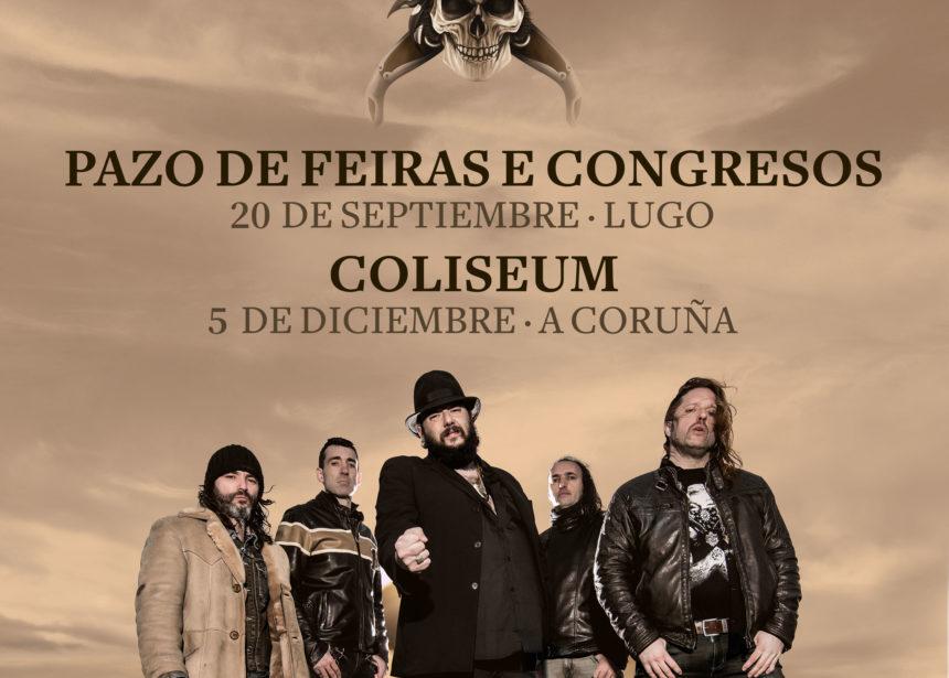 """Confirmados los conciertos en A Coruña y Lugo del regreso de Marea presentando su nuevo disco """"El Azogue"""""""