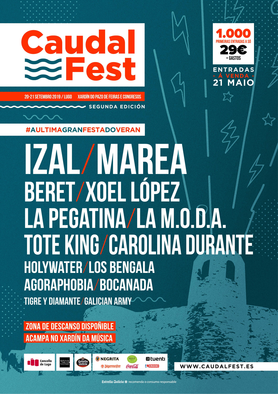 Caudal Fest 2019
