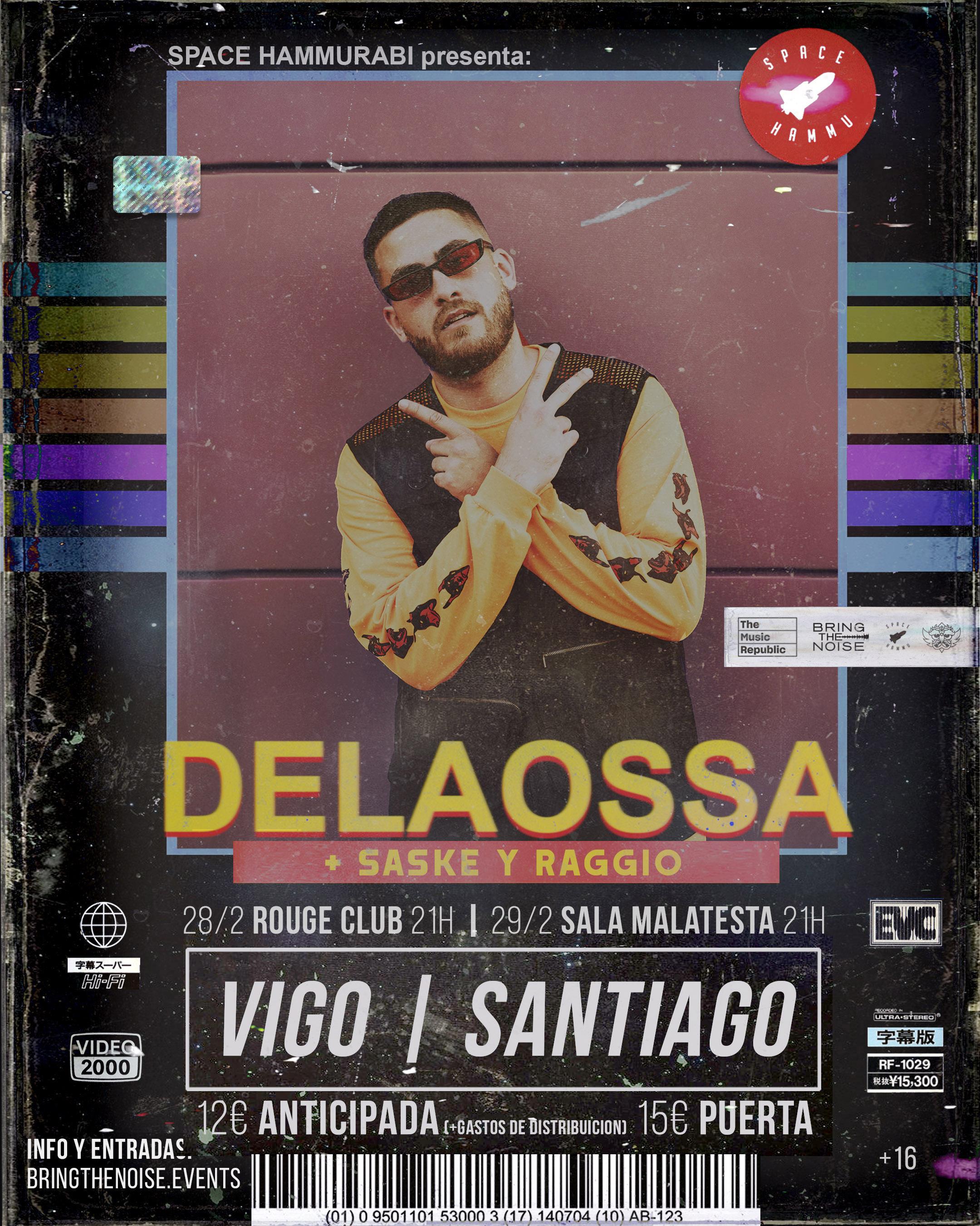 Delaossa en Vigo