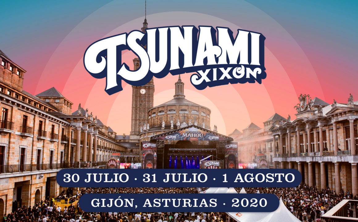 Aftermovie oficial del Tsunami Xixón 2019 y fechas para 2020: ¡el festival será de 3 días, 30-31 de julio y 1 de agosto!