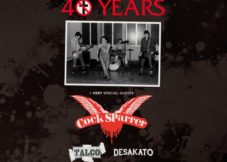 Bad Religion visitará Santiago de Compostela dentro de su gira «40 Years»