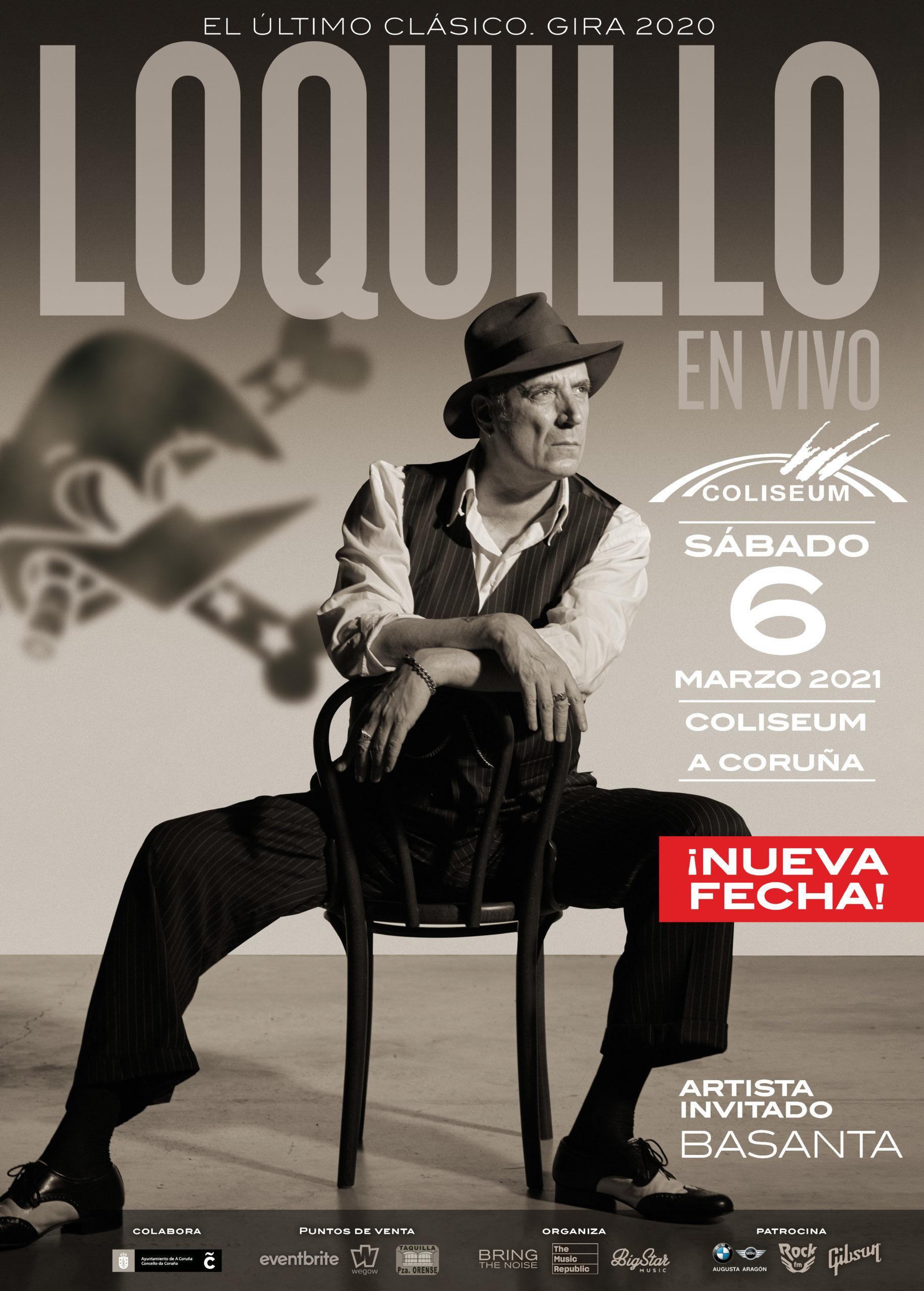 Loquillo – A Coruña 2020