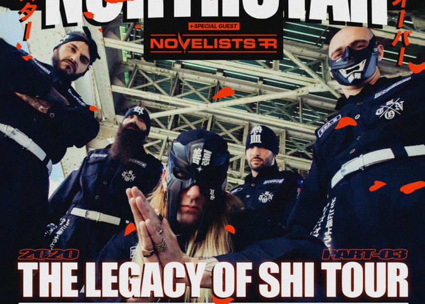 """Nueva gira Route Resurrection: Rise of the Nortthstar vuelven a España para presentar su último disco """"The Legacy Of Shi»"""