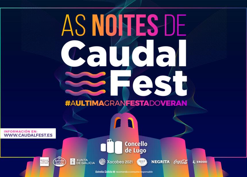 As Noites de Caudal Fest queda cancelado, entradas devoltas automáticamente