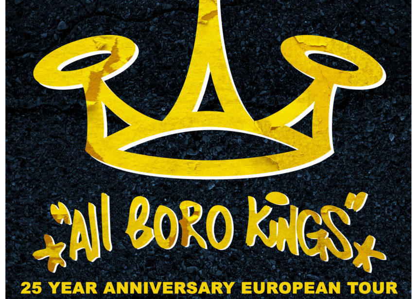"Nueva Gira Route Resurrection: Dog Eat Dog – ""All Boro Kings"" 25TH Anniversary Tour"