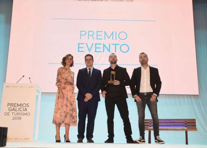Resurrection Fest, Premio Evento en los Premios Galicia de Turismo