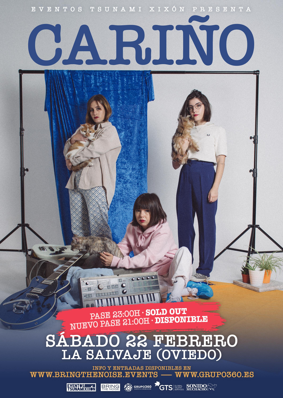 Cariño en Oviedo (2020)