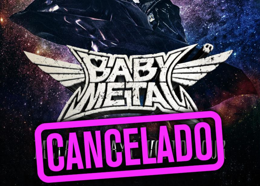 Cancelada la gira de Babymetal