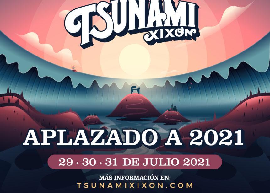 Aplazamiento a 2021 y Tsunami Non-Stop en formato reducido en las fechas originales