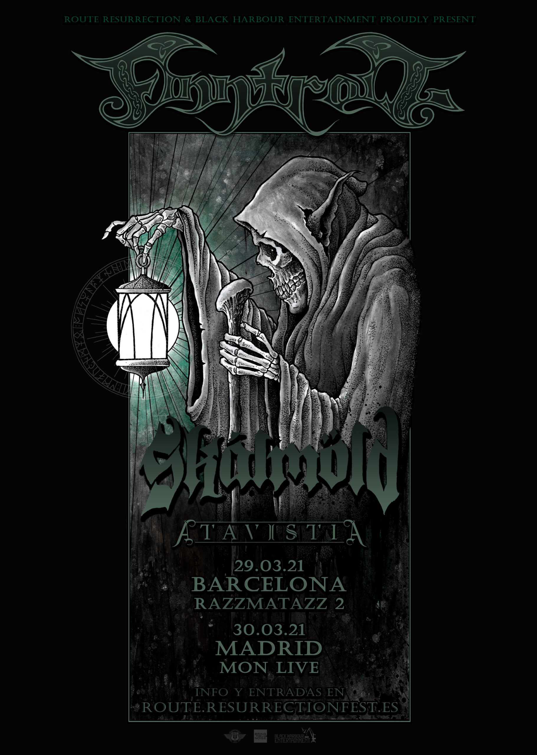 Route Resurrection 2021: Finntroll (Madrid)