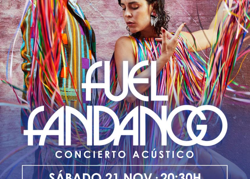 Fuel Fandango actuará en Avilés en el Teatro Palacio Valdés