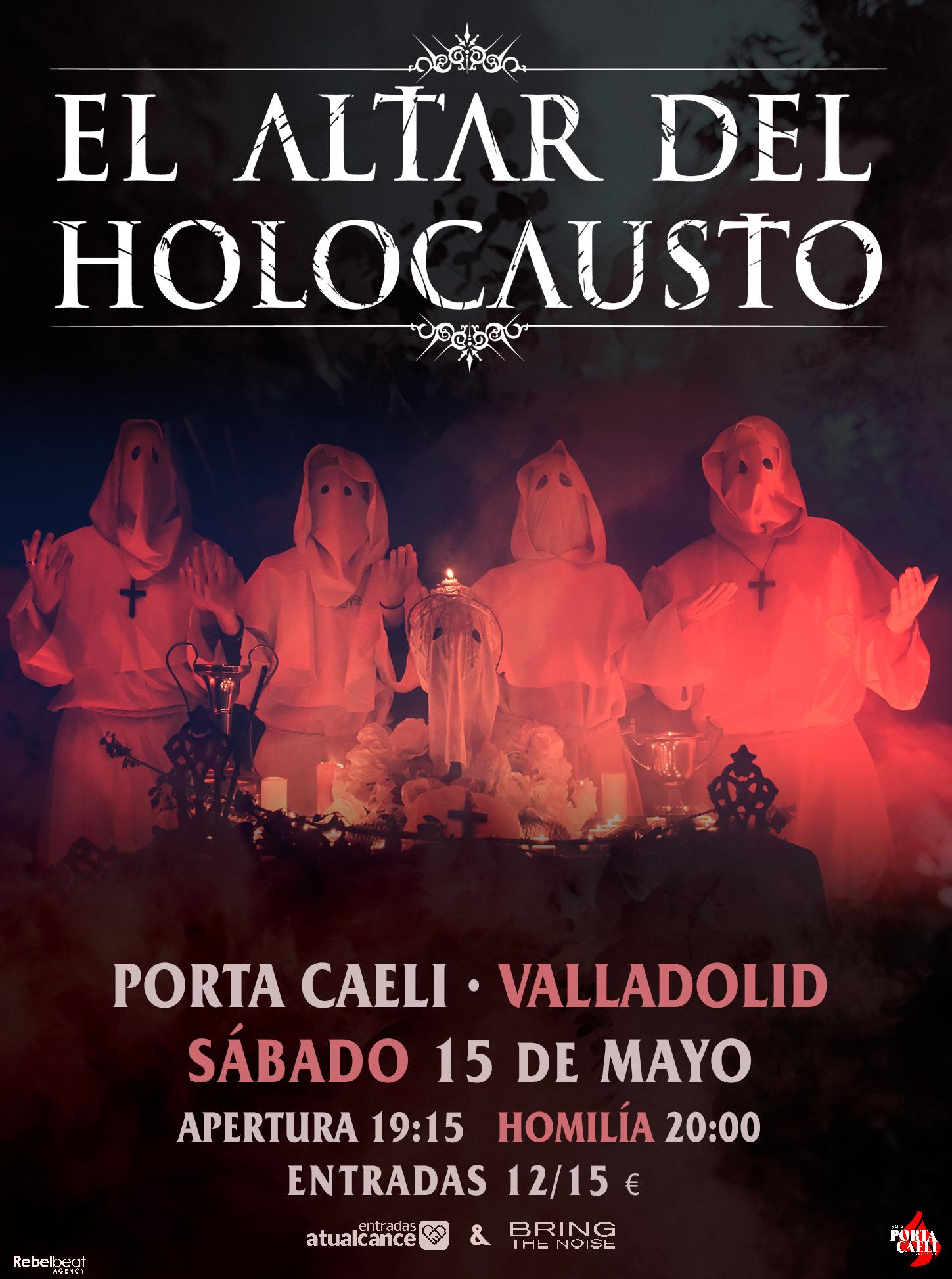 El Altar del Holocausto – Valladolid 2021