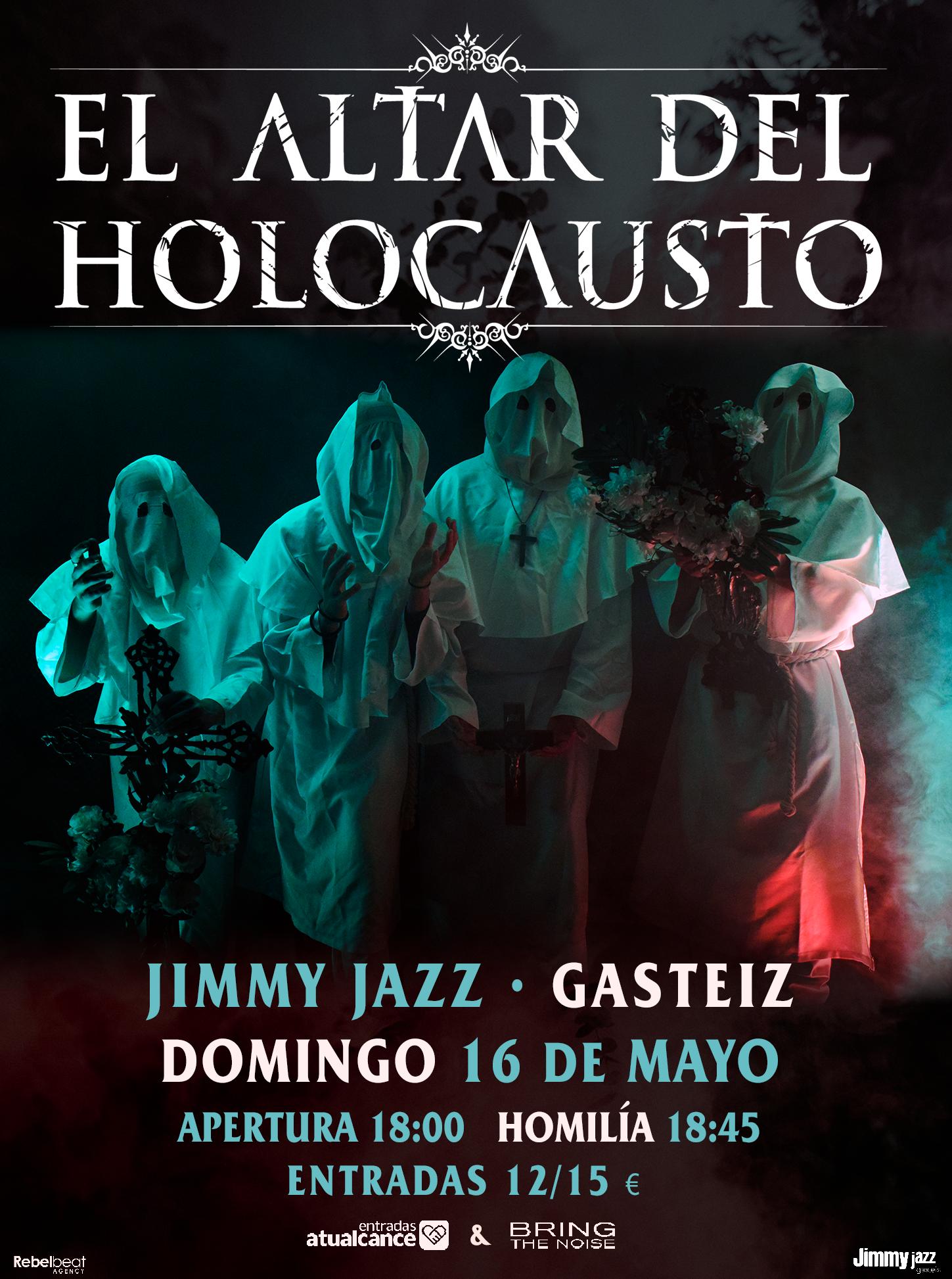 El Altar del Holocausto – Vitoria 2021