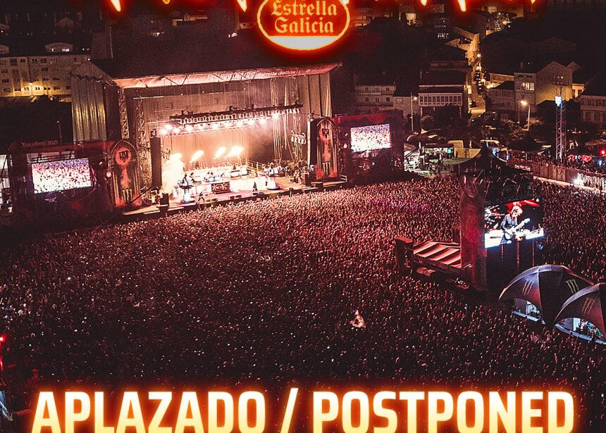 Comunicado oficial: el Resurrection Fest Estrella Galicia se aplaza a 2022