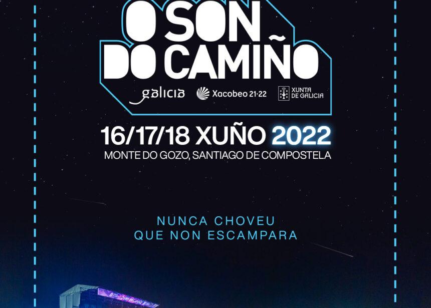 O Son do Camiño se aplaza a 2022
