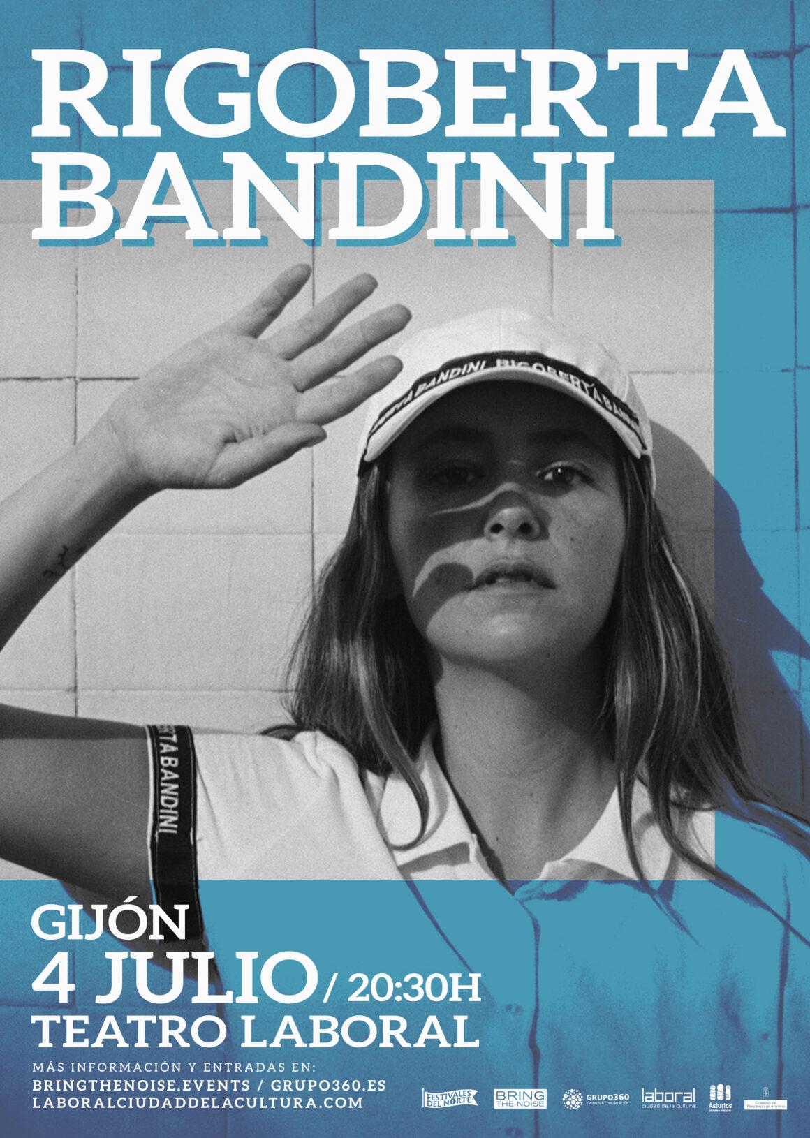 Rigoberta Bandini se estrena en Asturias el 4 de julio en el Teatro de Laboral Ciudad de La Cultura.