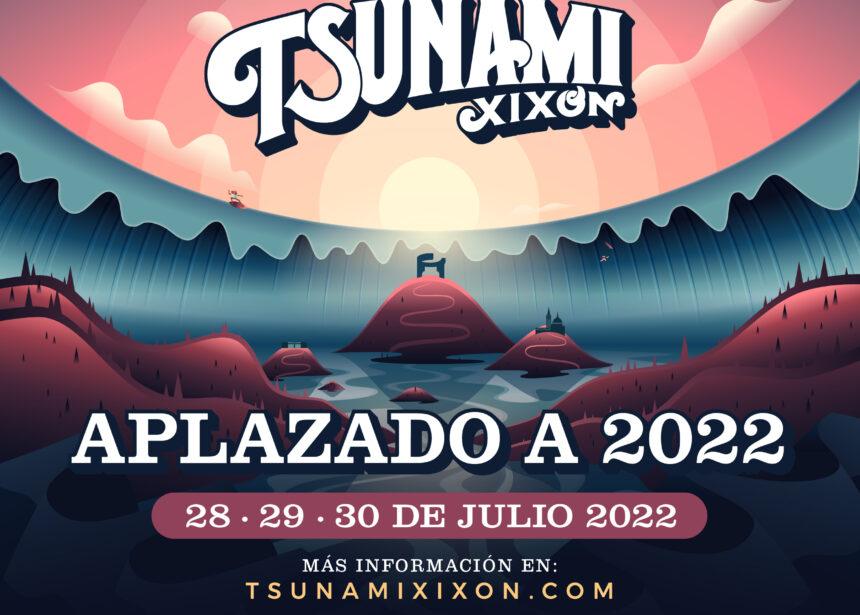 El Tsunami Xixón 2021 se aplaza a 2022
