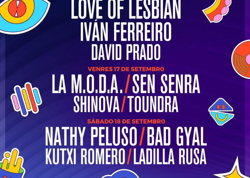 Anúnciase o cartel do Caudal Fest 2021 de Lugo, en formato reducido e con todas as medidas de seguridade e prevención