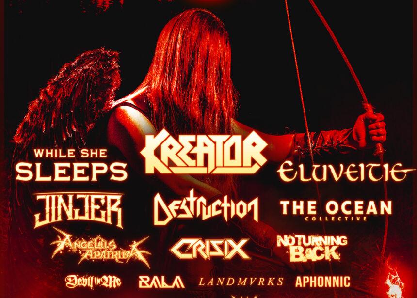 Resurrection Fest Estrella Galicia Limited 2021 se celebrará con formato reducido del 26 al 28 de agosto